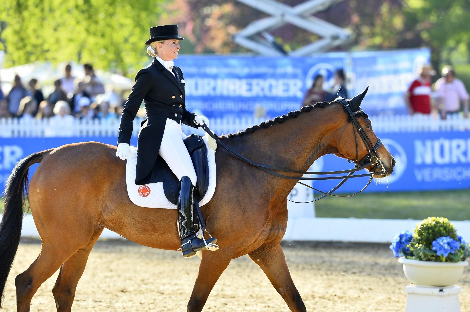 Alle Bilder Pferd International München 2016