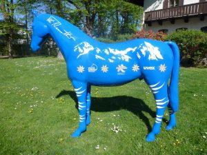 """""""Life Kinetik"""" – ein Pferd für den guten Zweck – Charity Aktion 2017"""